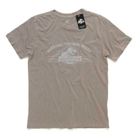 Camiseta Studio Geek Jurassic Park Institute - Modelo 1