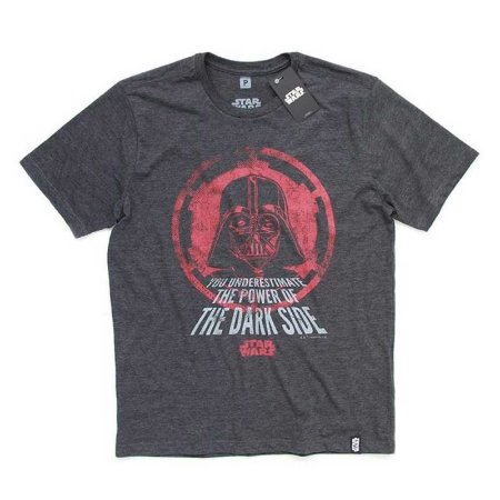 Camiseta Studio Geek The Power of the Dark Side Star Wars - Modelo 2