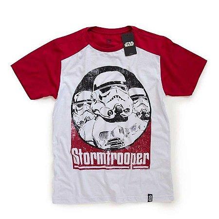 Camiseta Studio Geek Stormtrooper Vermelha Star Wars - Modelo 5