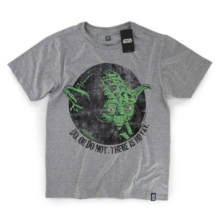 Camiseta Studio Geek Yoda Do or Not Do Star Wars - Modelo 6