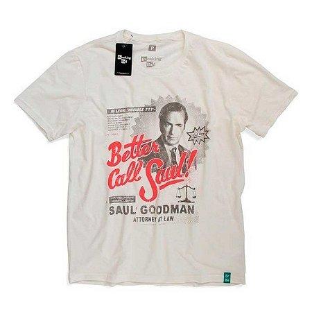Camiseta Studio Geek Better Call Saul Breaking Bad - Modelo 2