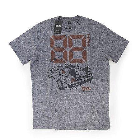 Camiseta Studio Geek Delorean Back to the Future - Modelo 2