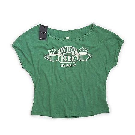 Camiseta Feminina Studio Geek Central Perk Friends - Modelo 1