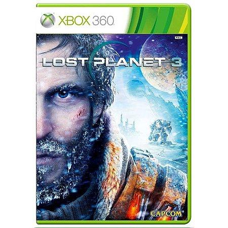 Jogo Lost Planet 3 - Xbox 360