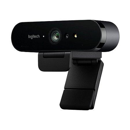 Webcam Logitech Brio Pro Ultra HD 4K