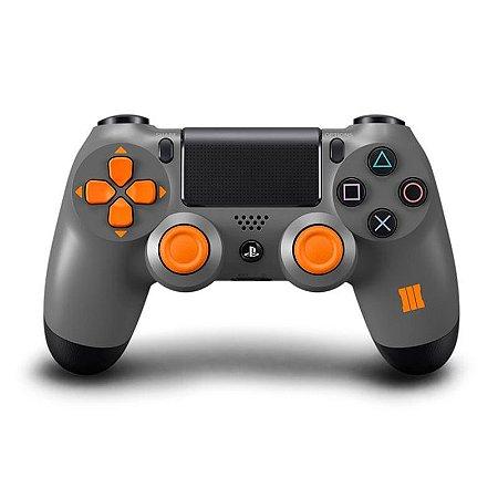Controle Sony Dualshock 4 (Edição Call of Duty Black Ops III) sem fio - PS4