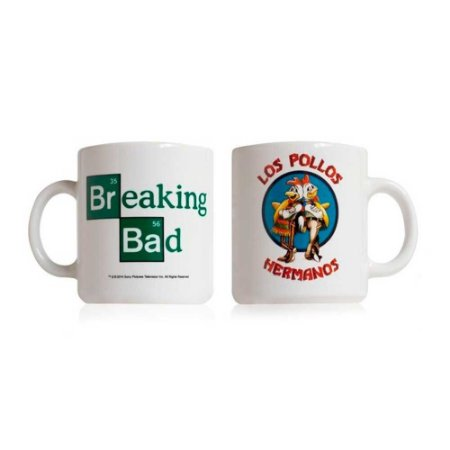 Caneca Los Pollos Hermanos Breaking Bad - Studio Geek