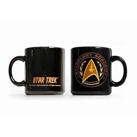 Caneca Academia da Frota Estelar Star Trek - Studio Geek