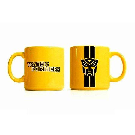 Caneca Bumblebee Camaro Transformers - Studio Geek