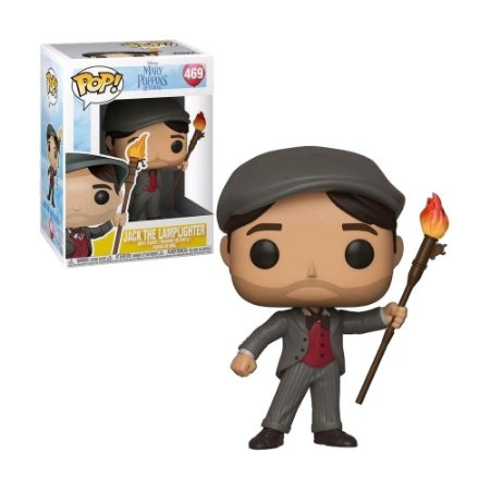 Boneco Jack the Lamplighter 469 Mary Poppins Returns - Funko Pop!