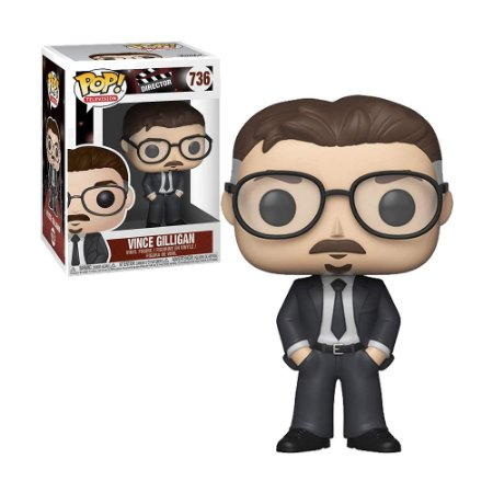 Boneco Vince Gilligan 736 Director - Funko Pop!