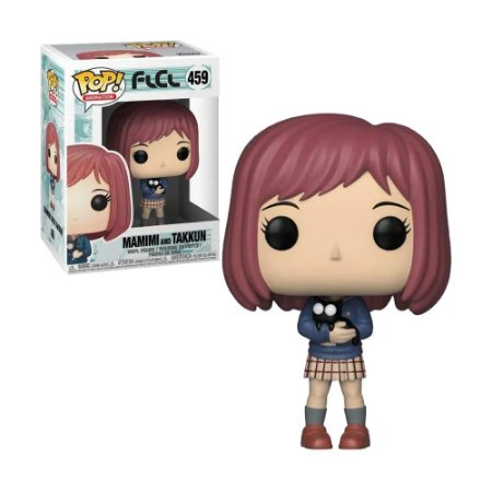 Boneco Mamimi and Takkun 459 FLCL - Funko Pop!