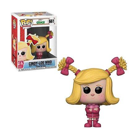 Boneco Cindy-Lou Who 661 The Grinch - Funko Pop!