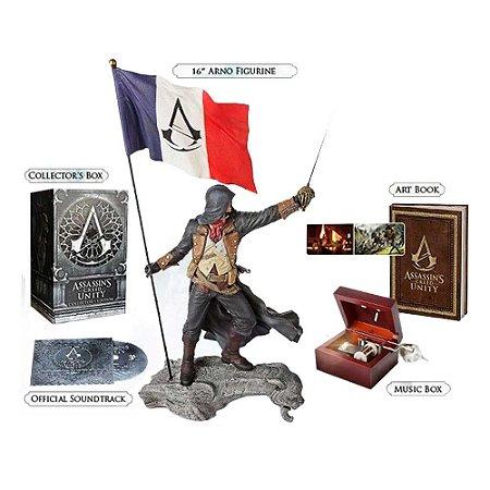 Jogo Assassin's Creed Unity (Collectors Edition) - PS4