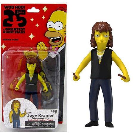 Action figure Joey Kramer (Aerosmith) The Simpsons 25th Anniversary Series 4 - Neca