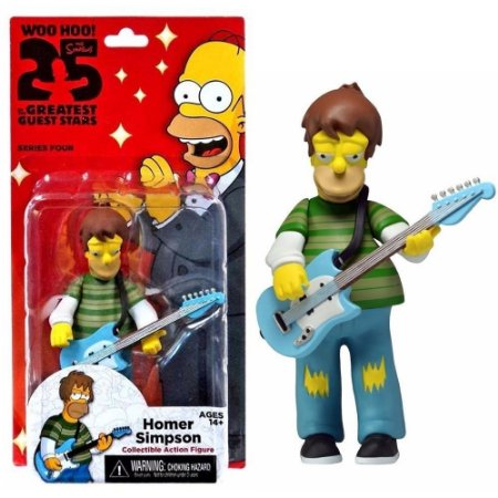 Action figure Homer Simpson The Simpsons 25th Anniversary Series 4 - Neca