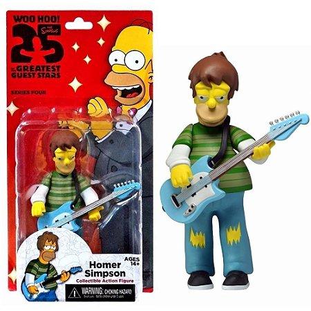 Action figure Homer Simpson The Simpsons 25th Anniversary Series 4 - Neca