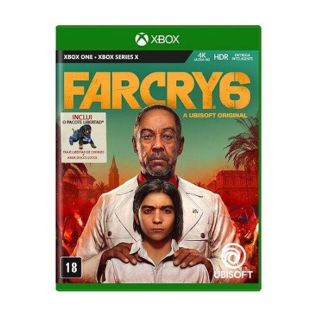 Jogo Far Cry 6 - Xbox