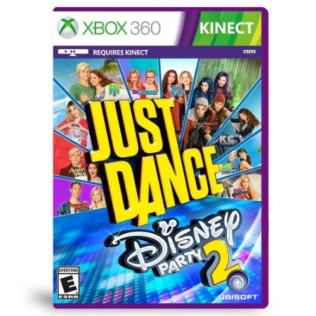 Jogo Just Dance Disney Party 2 - Xbox 360