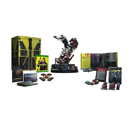 Jogo Cyberpunk 2077 (Collector's Edition) - Xbox One