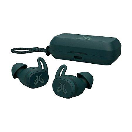 Fone de Ouvido Esportivo Intra-Auricular Jaybird Vista Azul Bluetooth