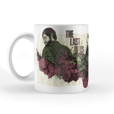 Caneca ShopB The Last of Us