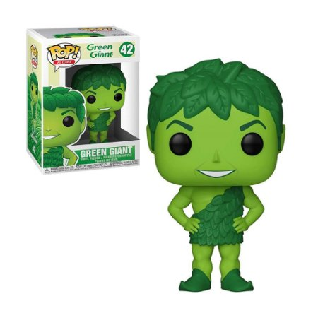 Boneco Green Giant 42 Green Giant - Funko Pop!