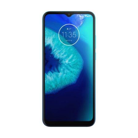 "Smartphone Motorola Moto G8 Power Lite 64GB 16MP Tela 6,5"" Aqua"