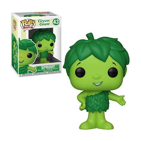 Boneco Sprout 43 Green Giant - Funko Pop!