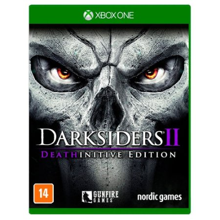 Jogo Darksiders II: Deathinitive Edition - Xbox One
