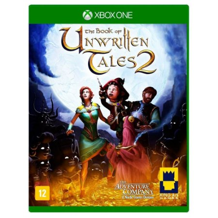 Jogo The Book of Unwritten Tales 2 - Xbox One