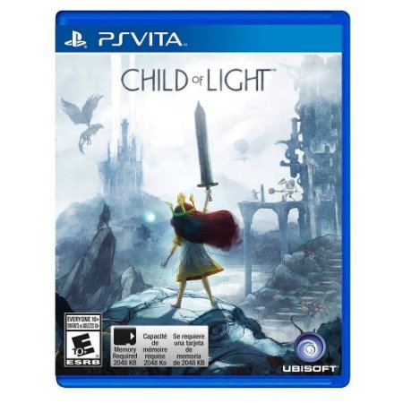 Jogo Child of Light - PS Vita