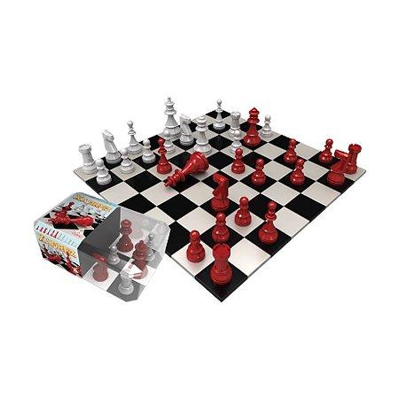Jogo de Tabuleiro Gulliver Xadrez