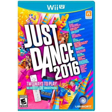 Jogo Just Dance 2016 - Wii U
