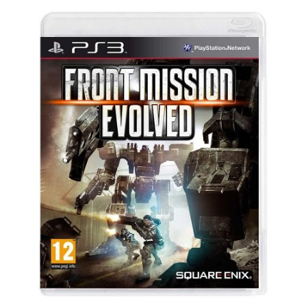 Jogo Front Mission Evolved - PS3