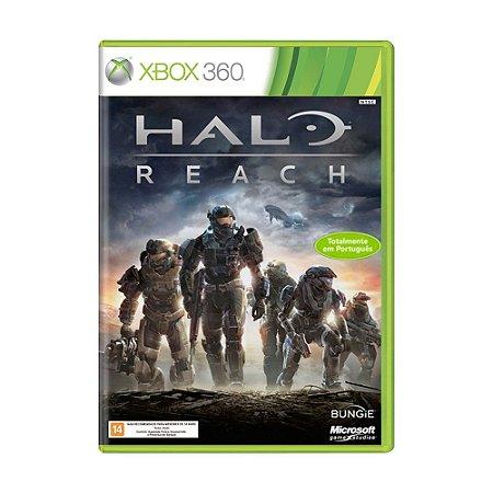 Jogo Halo: Reach - Xbox 360