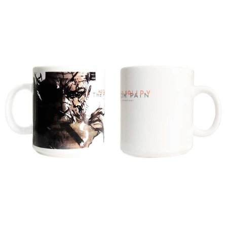 Caneca Metal Gear Solid V: The Phantom Pain