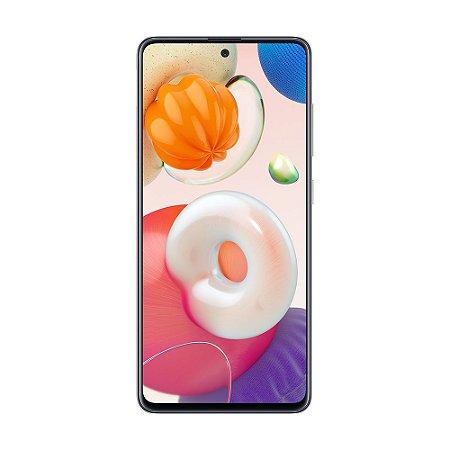 """Smartphone Samsung Galaxy A51 128GB 48MP Tela 6,5"""" Cinza"""