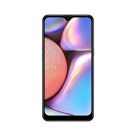 "Smartphone Samsung Galaxy A10s 32GB 13MP Tela 6,2"" Preto"