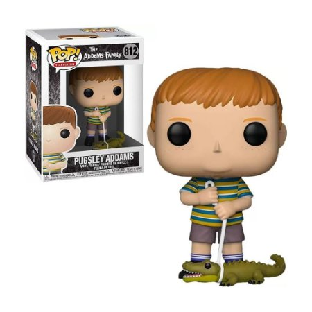 Boneco Pugsley Addams 812 The Addams Family - Funko Pop!