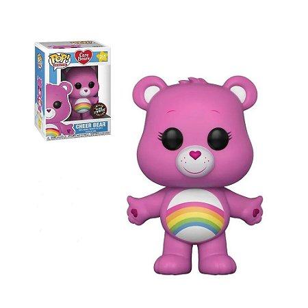 Boneco Cheer Bear 351 Care Bears Limited Edition- Funko Pop!