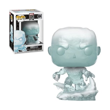 Boneco Iceman 504 Marvel 80 Years - Funko Pop!