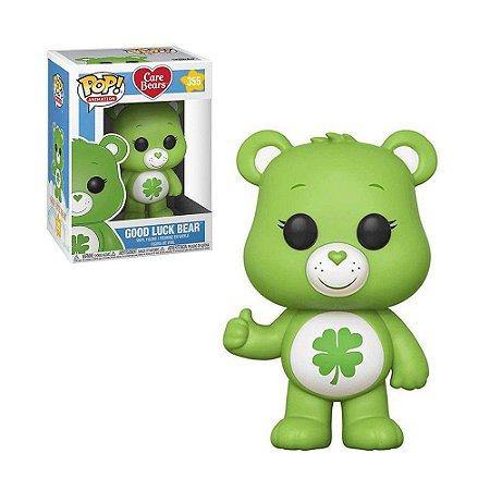 Boneco Good Luck Bear 355 Care Bears - Funko Pop!