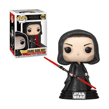 Boneco Dark Side Rey 359 Star Wars - Funko Pop!