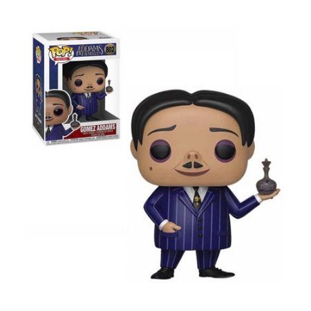 Boneco Gomez Addams 802 The Addams Family - Funko Pop!