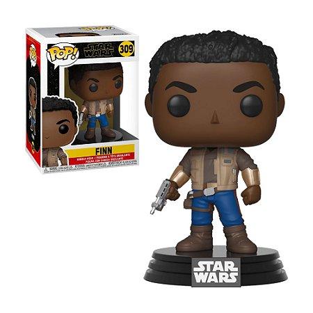 Boneco Finn 309 Star Wars - Funko Pop!