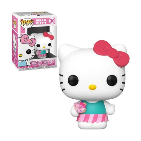 Boneco Hello Kitty (Sweet Treat) 30 Hello Kitty - Funko Pop!