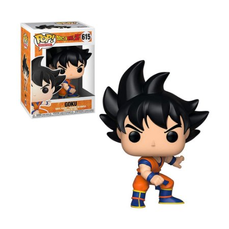 Boneco Goku 615 Dragon Ball Z - Funko Pop!