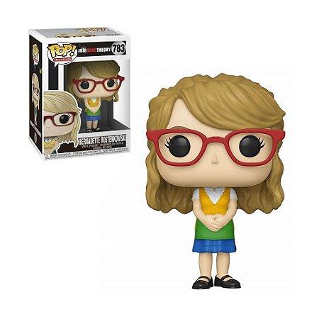 Boneco Bernadette Rostenkowski 783 The Big Bang Theory - Funko Pop!