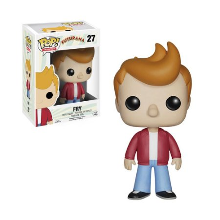 Boneco Fry 27 Futurama - Funko Pop!